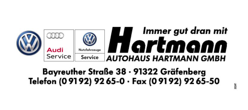 Autohaus Hartmann Logo