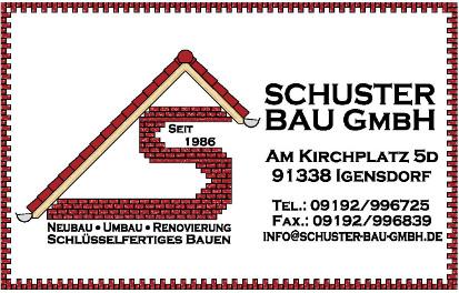 Schuster Bau Logo