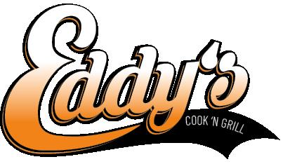 Eddy's Cook'n Grill Logo